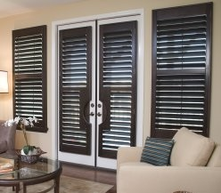 Shutters and Blinds on Doors and Windows
